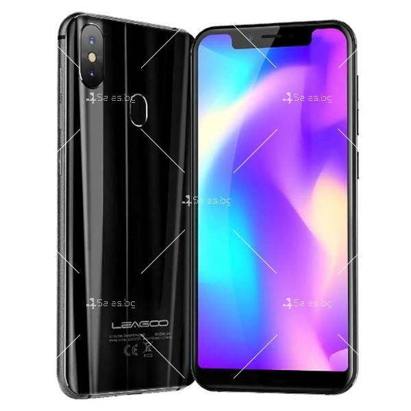 Нов модел смартфон с Android 8.1, 4GB RAM, бърз 8-ядрен процесор, мощна батерия 2