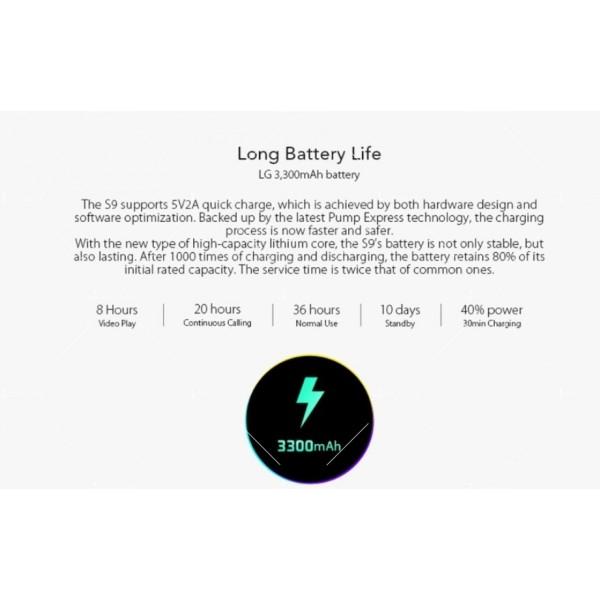 Нов модел смартфон с Android 8.1, 4GB RAM, бърз 8-ядрен процесор, мощна батерия 4