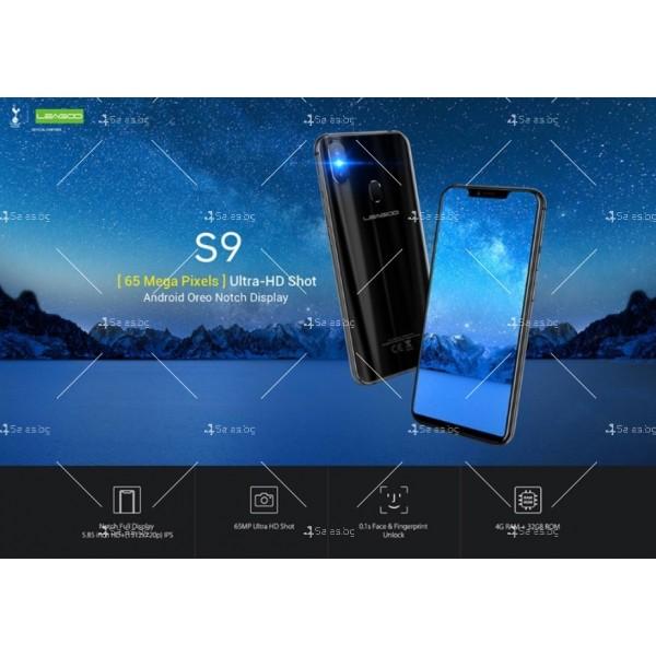 Нов модел смартфон с Android 8.1, 4GB RAM, бърз 8-ядрен процесор, мощна батерия 8