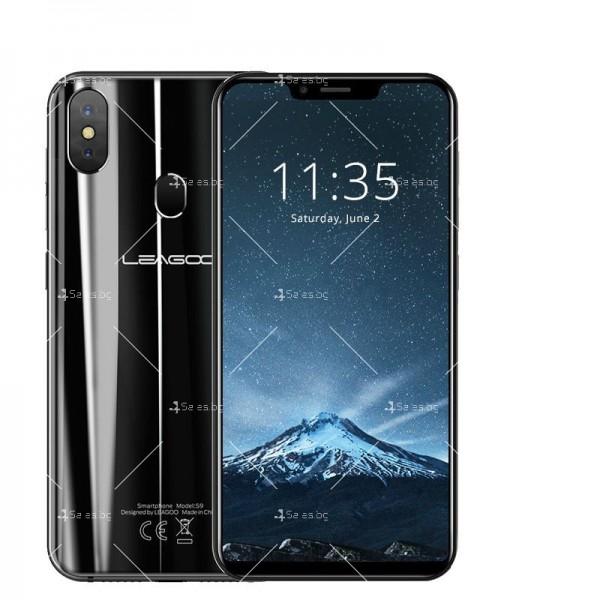 Нов модел смартфон с Android 8.1, 4GB RAM, бърз 8-ядрен процесор, мощна батерия 16