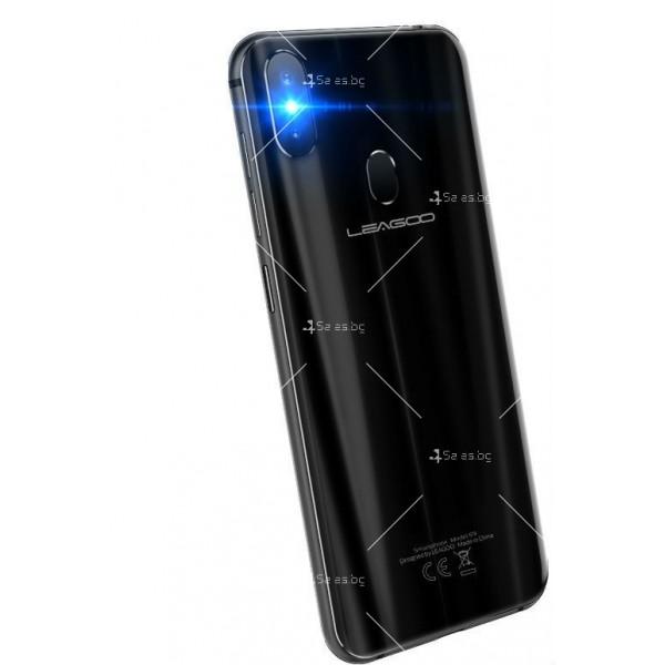Нов модел смартфон с Android 8.1, 4GB RAM, бърз 8-ядрен процесор, мощна батерия 21