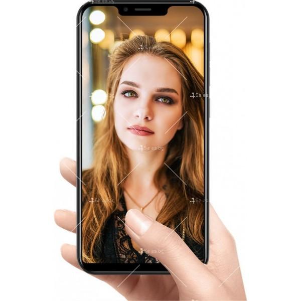 Нов модел смартфон с Android 8.1, 4GB RAM, бърз 8-ядрен процесор, мощна батерия 23