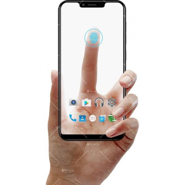 Нов модел смартфон с Android 8.1, 4GB RAM, бърз 8-ядрен процесор, мощна батерия 24