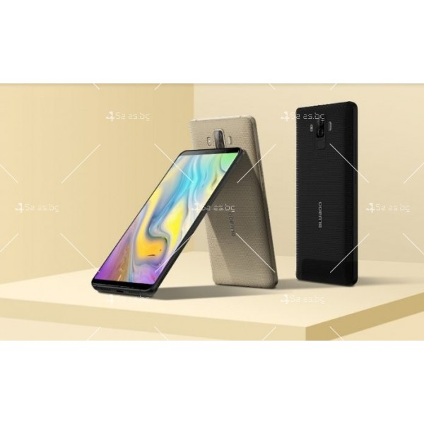 Bluboo S3 смартфон с 3 камери, 4GB RAM, 2 СИМ карти и 8500 mAh батерия 1