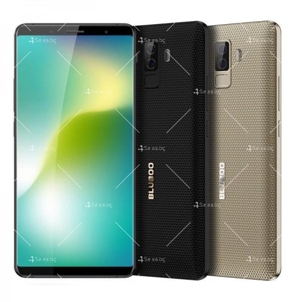 Bluboo S3 смартфон с 3 камери, 4GB RAM, 2 СИМ карти и 8500 mAh батерия 3