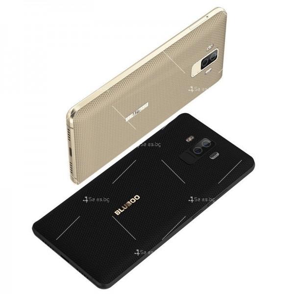 Bluboo S3 смартфон с 3 камери, 4GB RAM, 2 СИМ карти и 8500 mAh батерия 4