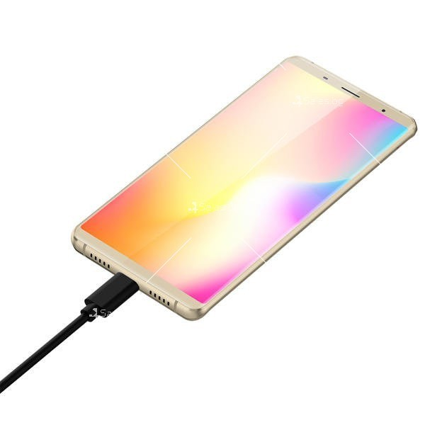 Bluboo S3 смартфон с 3 камери, 4GB RAM, 2 СИМ карти и 8500 mAh батерия 15