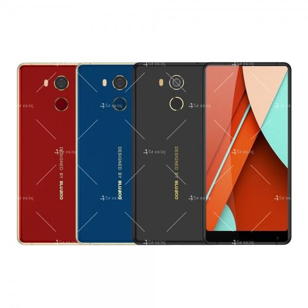 """BLUBOO D5 Pro, Gorilla Glass смартфон 5.5"""", 4-ядрен, 3GB RAM, 13Mpx камера 3"""
