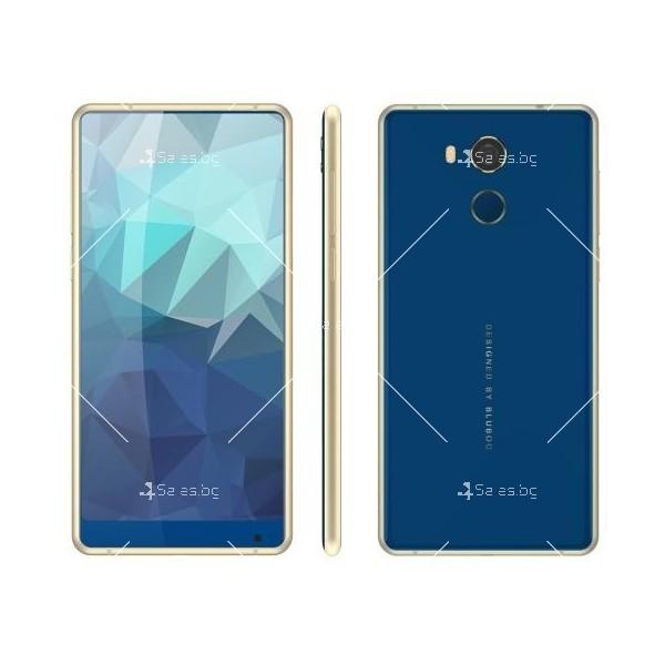 """BLUBOO D5 Pro, Gorilla Glass смартфон 5.5"""", 4-ядрен, 3GB RAM, 13Mpx камера"""