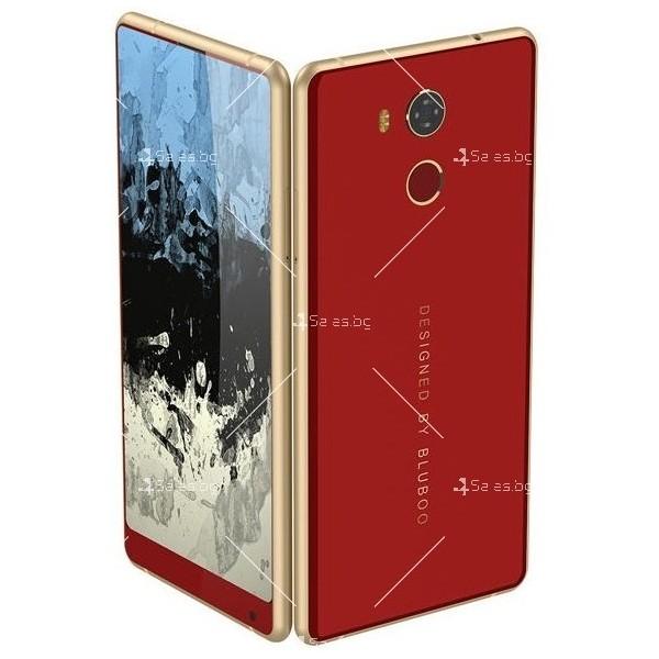 """BLUBOO D5 Pro, Gorilla Glass смартфон 5.5"""", 4-ядрен, 3GB RAM, 13Mpx камера 16"""
