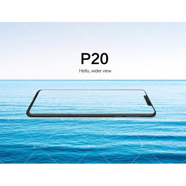 Телефон CUBOT P20, 6.18 инча 2К с 4GB RAM, 4000 mAh батерия, 2 Sim, Android 8 4
