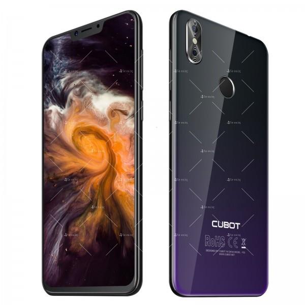 Телефон CUBOT P20, 6.18 инча 2К с 4GB RAM, 4000 mAh батерия, 2 Sim, Android 8 17