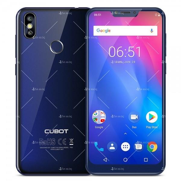 Телефон CUBOT P20, 6.18 инча 2К с 4GB RAM, 4000 mAh батерия, 2 Sim, Android 8 19