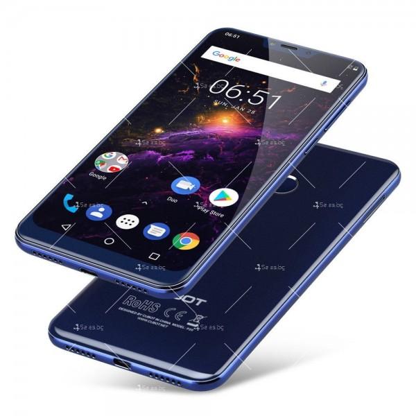 Телефон CUBOT P20, 6.18 инча 2К с 4GB RAM, 4000 mAh батерия, 2 Sim, Android 8 22
