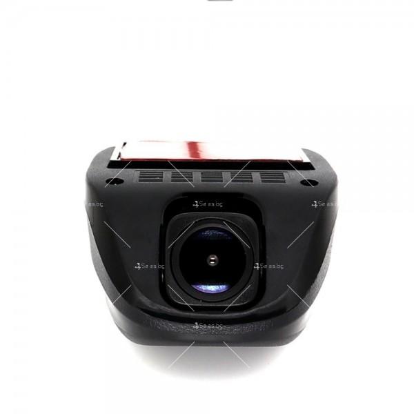 Скрит видео регистратор с WIFI, 1080P, нощен запис, без дисплей AC78 11