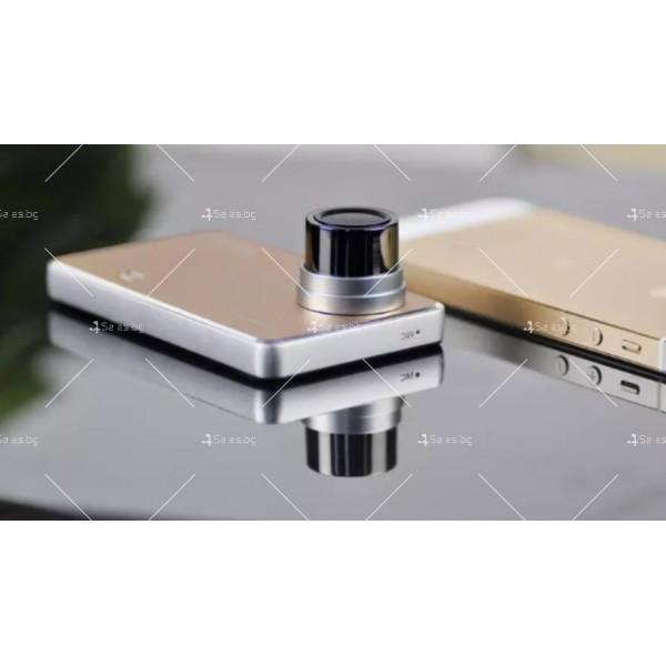 Стилен DVR в златисто или черно с 2,4 инча екран и голям ъгъл на виждане AC81 3
