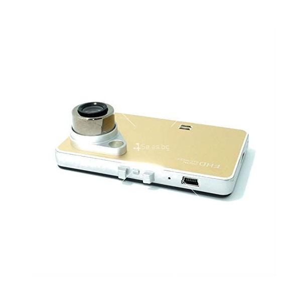 Стилен DVR в златисто или черно с 2,4 инча екран и голям ъгъл на виждане AC81 13