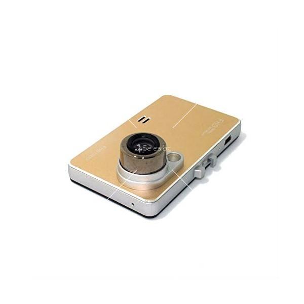 Стилен DVR в златисто или черно с 2,4 инча екран и голям ъгъл на виждане AC81 15