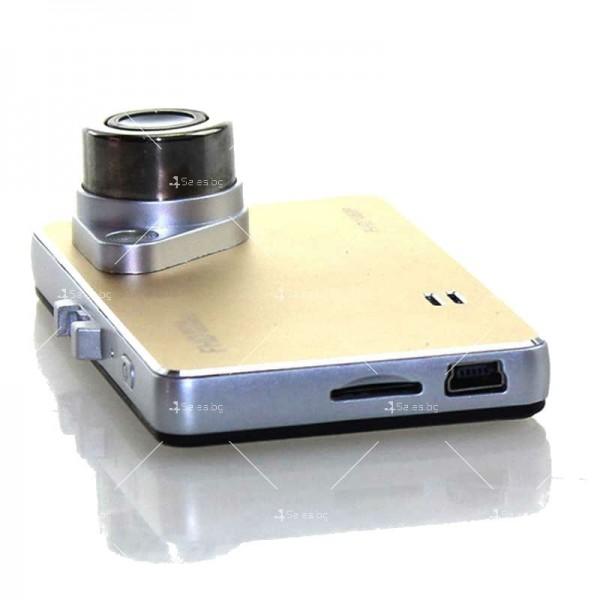Стилен DVR в златисто или черно с 2,4 инча екран и голям ъгъл на виждане AC81 19