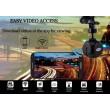 WI-FI мини сферична автомобилна камера, 170 градусов ъгъл и нощен запис AC79 6