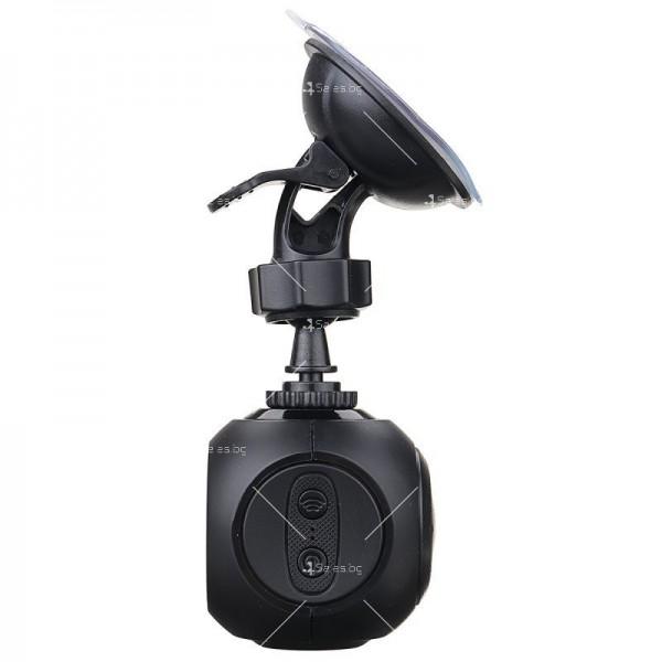 WI-FI мини сферична автомобилна камера, 170 градусов ъгъл и нощен запис AC79 20