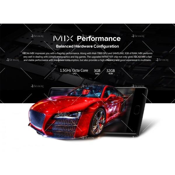 Leagoo Kiicaa Mix - смартфон с 8-ядрен процесор, 3GB RAM и двойна камера 16