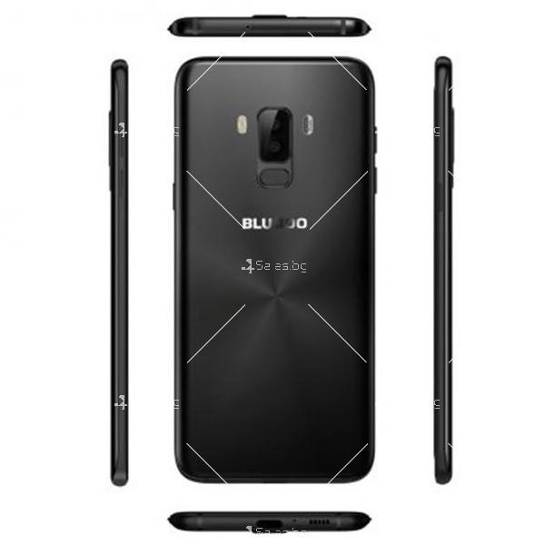 """BluBoo S8 Plus, Безрамков 6"""" смартфон, 4GB RAM, 16Mp DUAL CAM, 8-ядрен 4"""