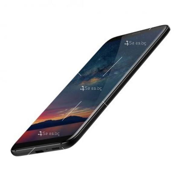 """BluBoo S8 Plus, Безрамков 6"""" смартфон, 4GB RAM, 16Mp DUAL CAM, 8-ядрен 5"""