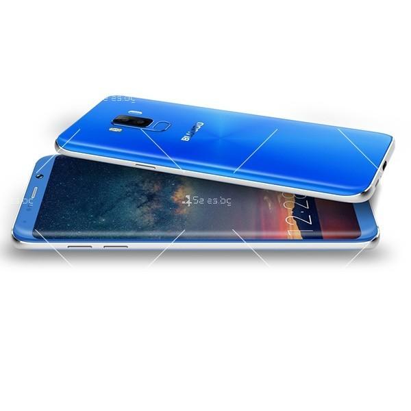 """BluBoo S8 Plus, Безрамков 6"""" смартфон, 4GB RAM, 16Mp DUAL CAM, 8-ядрен 6"""