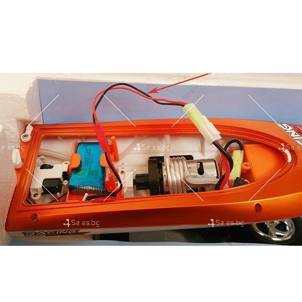 Високоскоростна лодка с безжично управление Speed Boat2 2