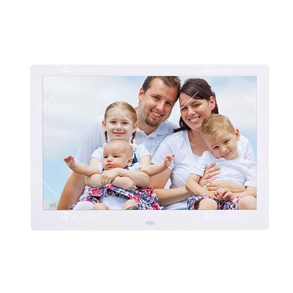 Дигитална LCD фото рамка с дистанционно управление - 13 инча FotoRam13 2