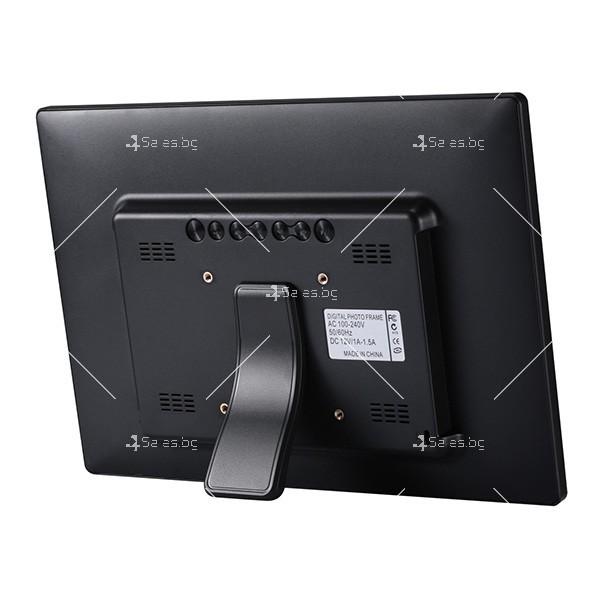 Дигитална LCD фото рамка с дистанционно управление - 13 инча FotoRam13 5