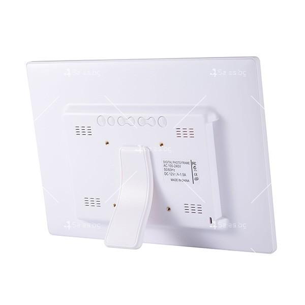 Дигитална LCD фото рамка с дистанционно управление - 13 инча FotoRam13 6