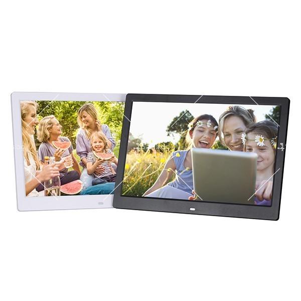 Дигитална LCD фото рамка с дистанционно управление - 13 инча FotoRam13 7