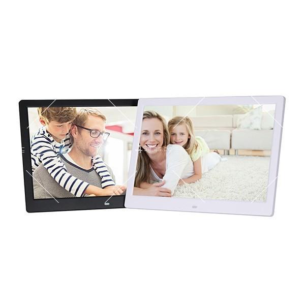 Дигитална LCD фото рамка с дистанционно управление - 13 инча FotoRam13 8
