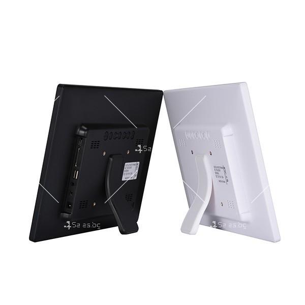 Дигитална LCD фото рамка с дистанционно управление - 13 инча FotoRam13 9