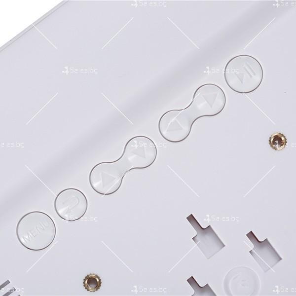 Дигитална LCD фото рамка с дистанционно управление - 13 инча FotoRam13 12