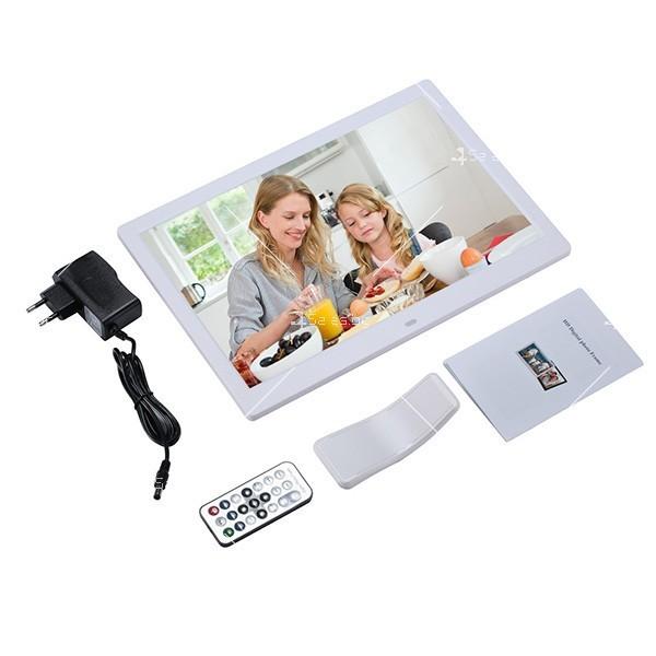 Дигитална LCD фото рамка с дистанционно управление - 13 инча FotoRam13 13