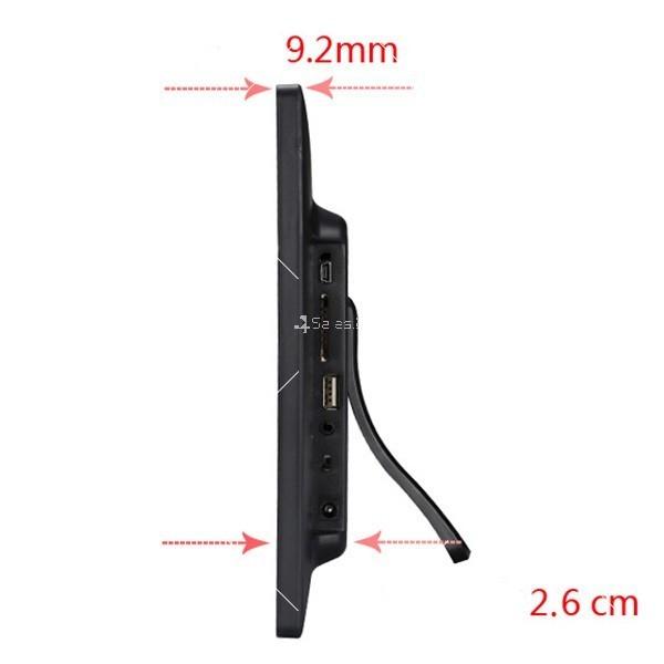 Дигитална LCD фото рамка с дистанционно управление - 13 инча FotoRam13 16