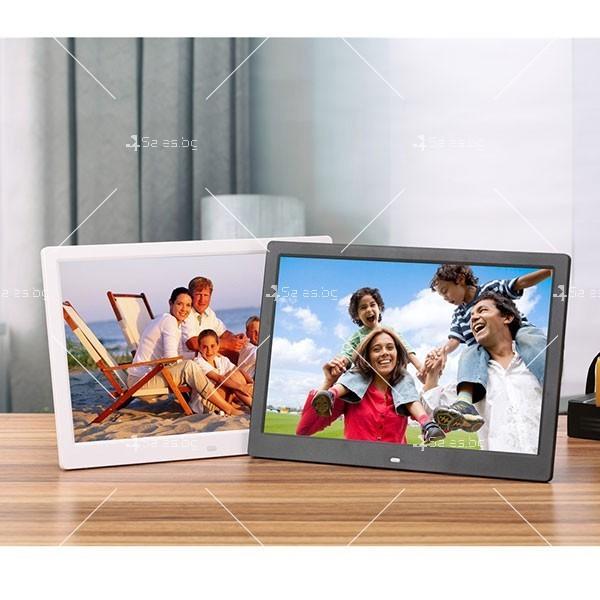 Дигитална LCD фото рамка с дистанционно управление - 13 инча FotoRam13 19