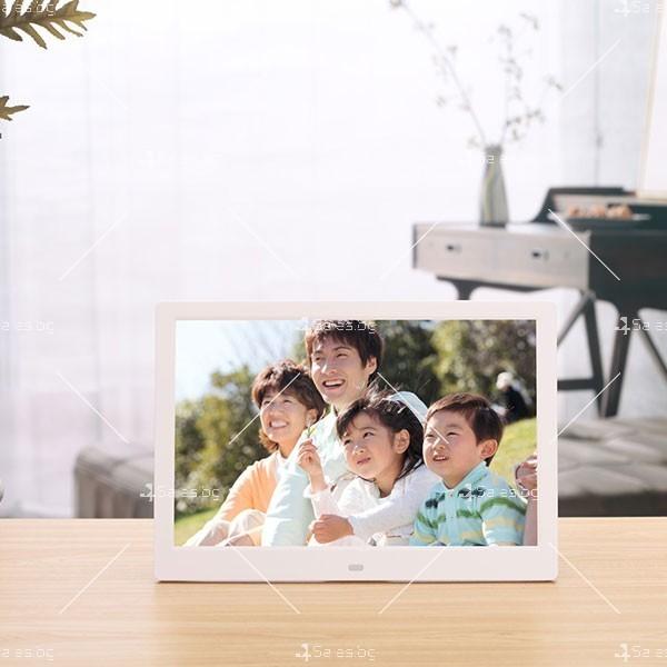 Дигитална LCD фото рамка с дистанционно управление - 13 инча FotoRam13 20