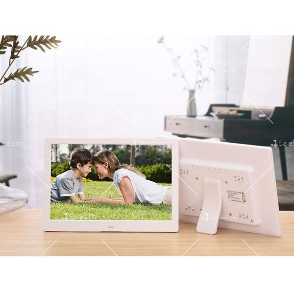 Дигитална LCD фото рамка с дистанционно управление - 13 инча FotoRam13 23
