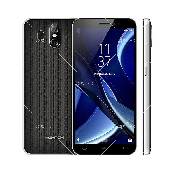 HOMTOM S16, 2GB RAM, 5,5 инча, 16GB ROM 13.0MP + 2.0MP Dual Rear Cameras 1