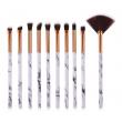 Комплект за очи с 10 броя козметични четки HZS98 5