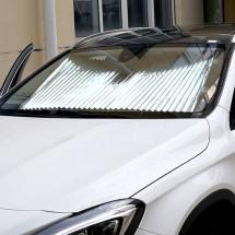 Слънцезащитна трансперанта за стъклото на колата,сгъваема SHAD2