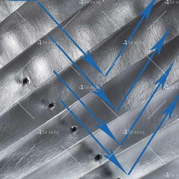 Слънцезащитна трансперанта за стъклото на колата,сгъваема SHAD2 7