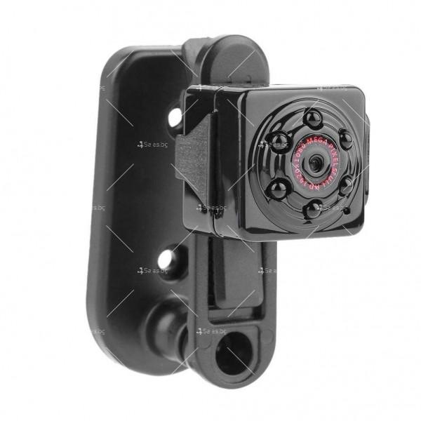 Портативна мини камера с 1080Р резолюция и подобрени нощни снимки SC14 12