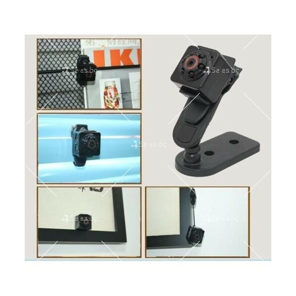 Портативна мини камера с 1080Р резолюция и подобрени нощни снимки SC14 13