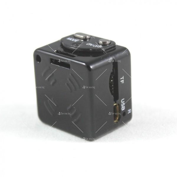 Портативна мини камера с 1080Р резолюция и подобрени нощни снимки SC14 18