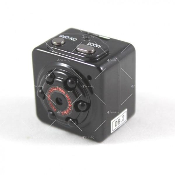 Портативна мини камера с 1080Р резолюция и подобрени нощни снимки SC14 20